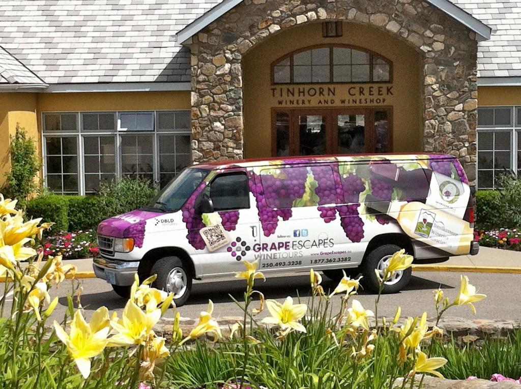 wine tours penticton grape escapes wine tours
