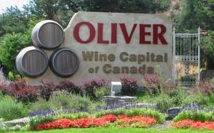Oliver wine tour