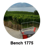 Bench 1775 Winery Naramata Bench Wine Tours