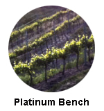 Platinum Bench winery -Oliver Wine Tours