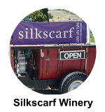 silkscarf winery summerland BC wine tour