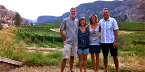 summerland wine tour bottleneck drive