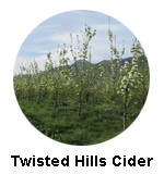Twisted Hills Cider Similkameen Wine tour