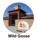 Wild Goose Winery OK Falls wine tour