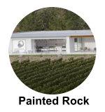 OK Falls Wine tour painted rock