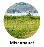 Naramata Bench Tours Misconduct Wine