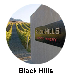 Black Hills winery oliver osoyoos wine tour