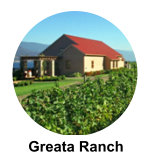 Greata Ranch Reserve Winery Summerland Bottleneck Drive wine tour