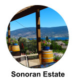 Sonoran Estate Winery summerland wine tours