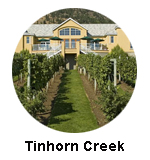 Tinhorn Creek Winery Oliver Wine Tours