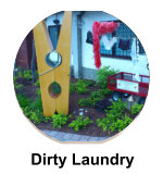 Dirty Laundry Vineyard Summerland bottleneck drive wine tours